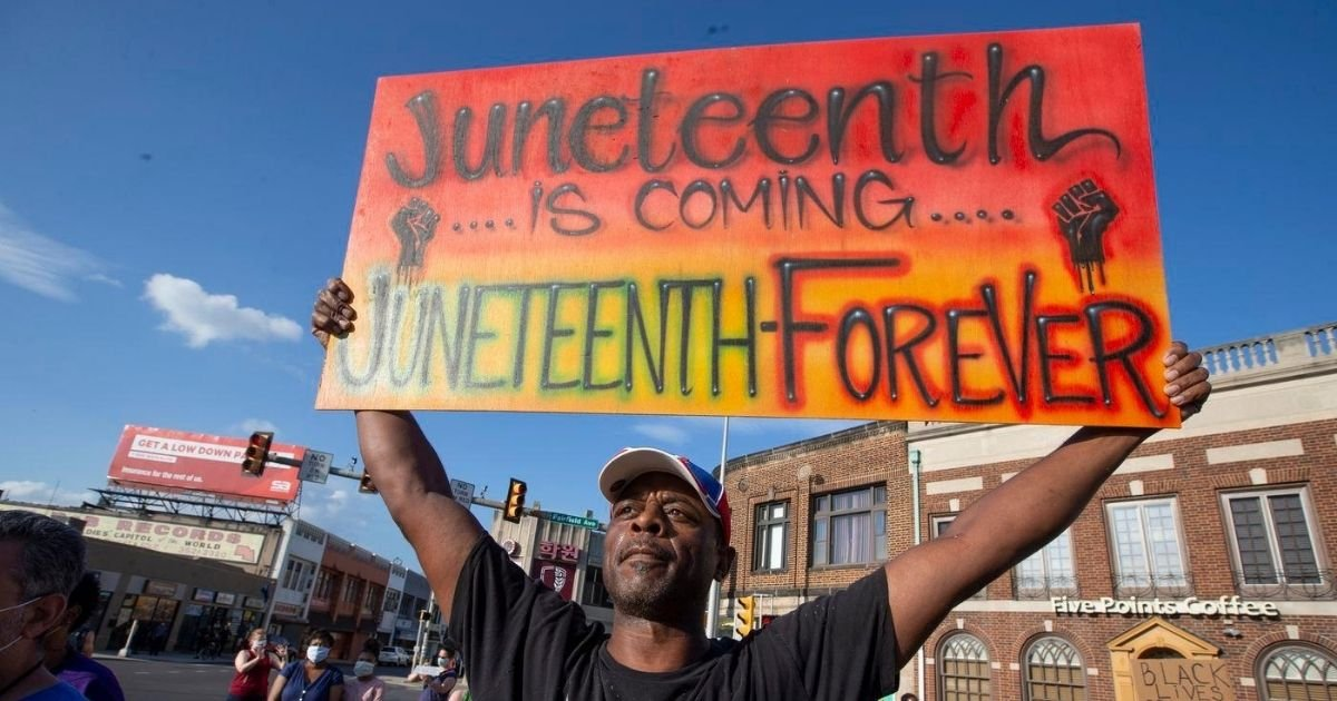 1 195.jpg?resize=1200,630 - Massachusetts Is The Latest State To Make Juneteenth An Official State Holiday