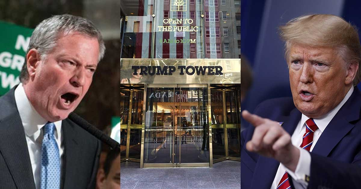 """1 4.jpg?resize=1200,630 - De Blasio Orders """"Black Lives Matter"""" Mural To Be Painted Outside Manhattan's Trump Tower"""