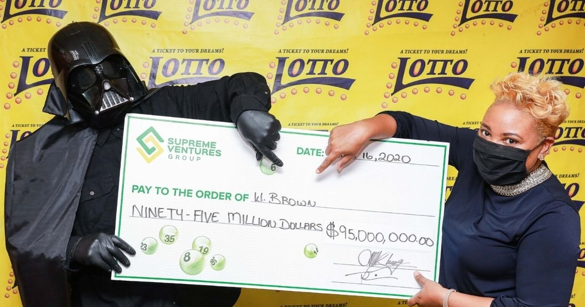 2 57.jpg?resize=1200,630 - Lottery Winner Dressed As Darth Vader To Collect $95 Million Lottery Jackpot