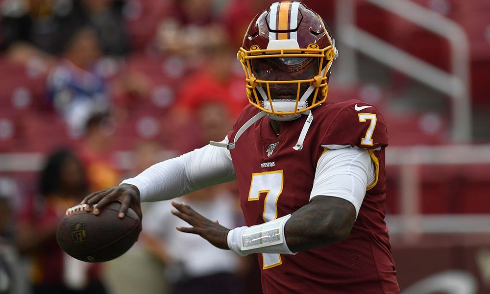 NFL fans suggest new names for the Washington Redskins