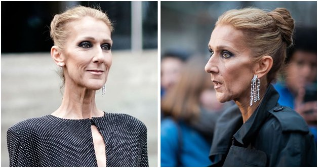 Celine Dion weight loss