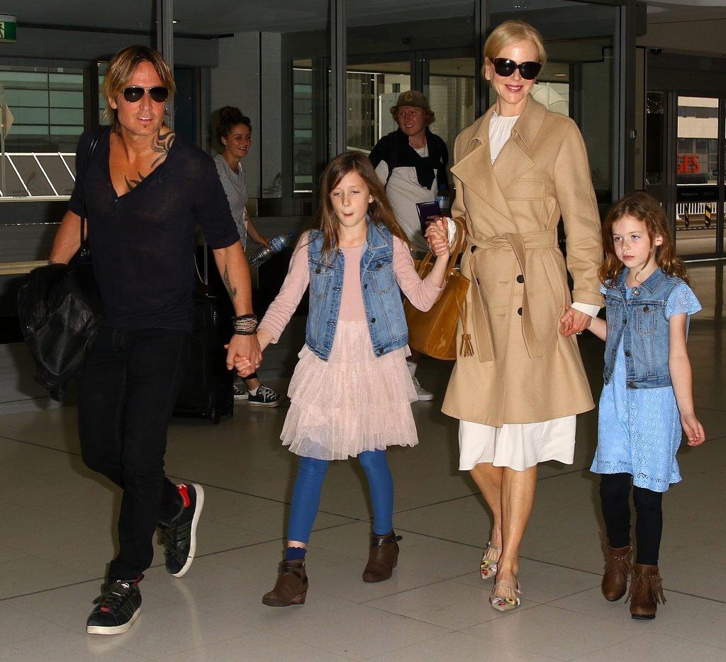 Nicole Kidman children