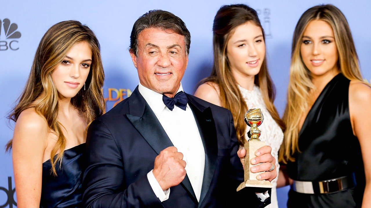 Sylvester Stallone daughter
