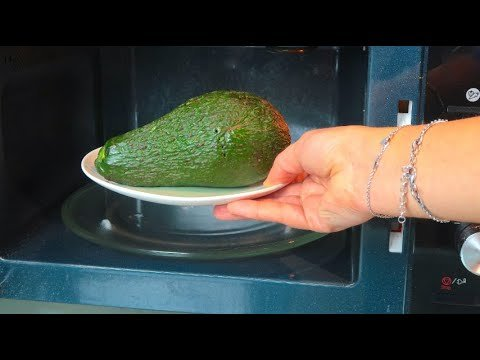 how to soften avocados