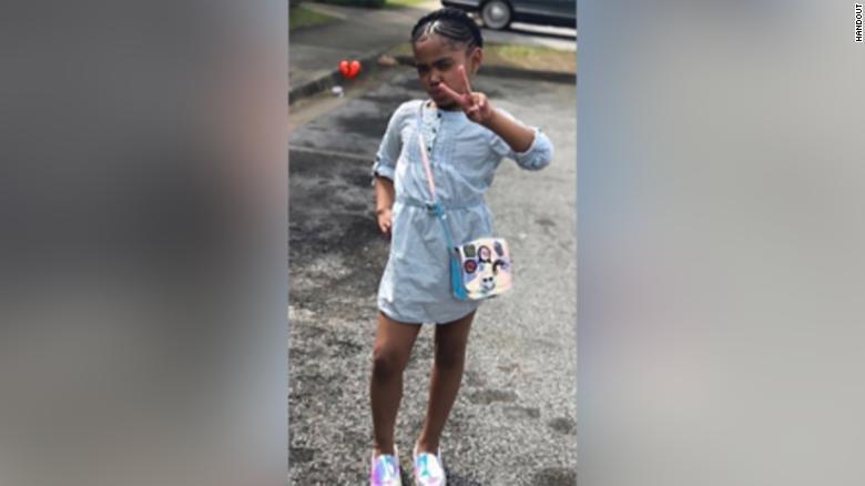 Secoriea Turner was sitting in the car when she was fatally shot in Atlanta.