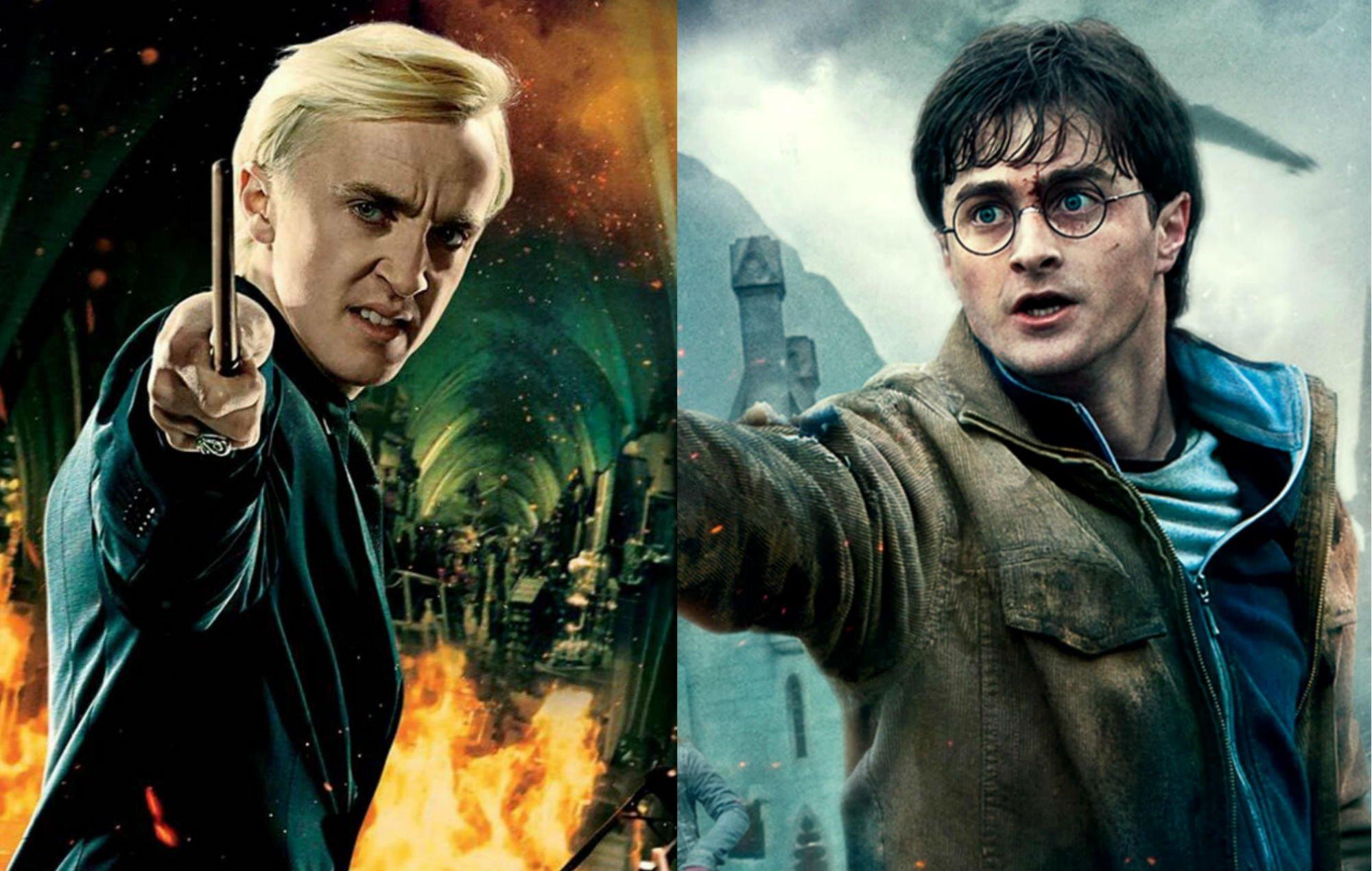 Draco Malfoy actor