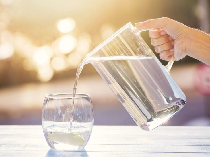What are the benefits of drinking water