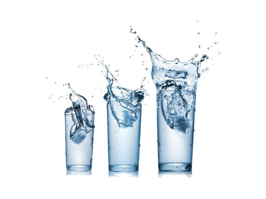 How many bottles of water should I drink a day?