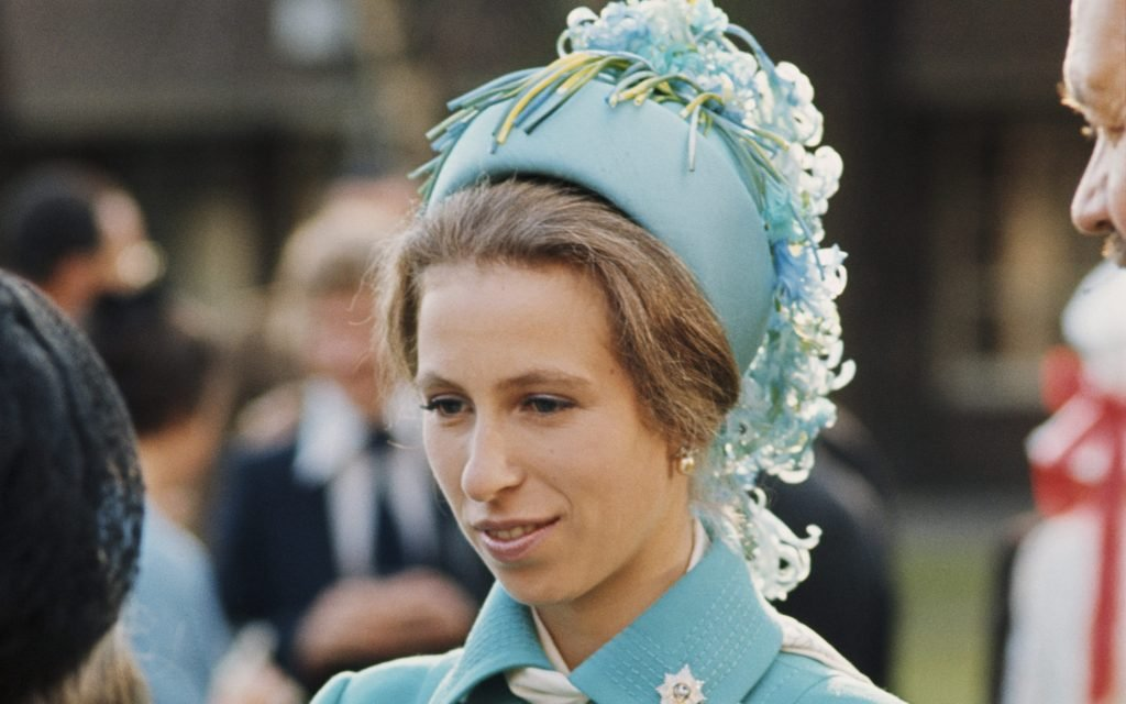 how tall is princess Anne