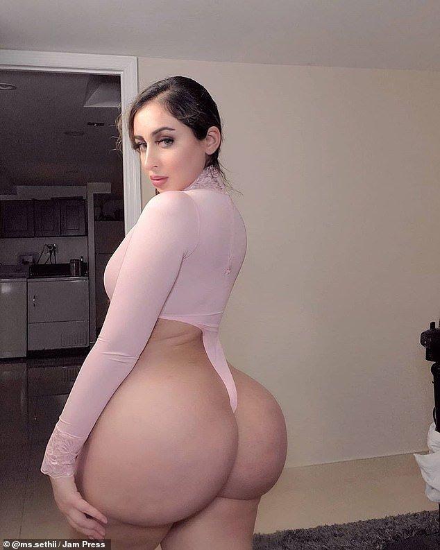 butt lift gone wrong