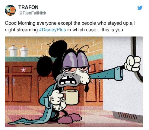 Disney Plus Memes