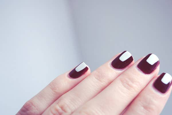 simple designs for nails
