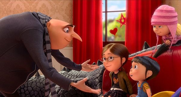 how tall are gru