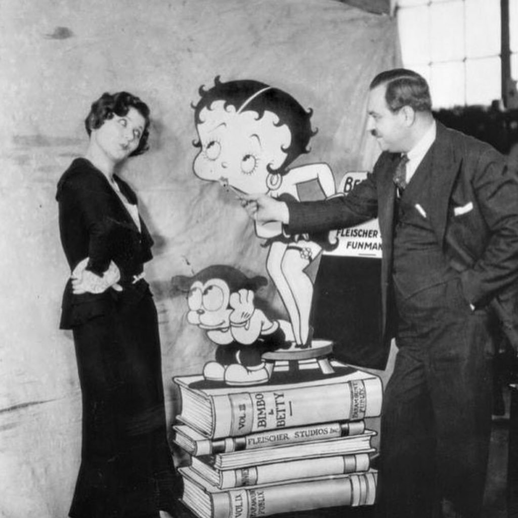 the real Betty Boop