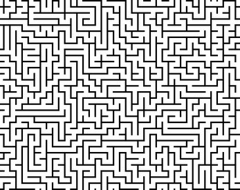 the maze game by Aayan
