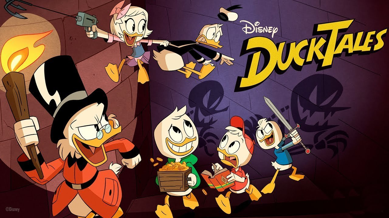 DuckTales ☀️: Best of Summer | DuckTales | Disney Channel - YouTube