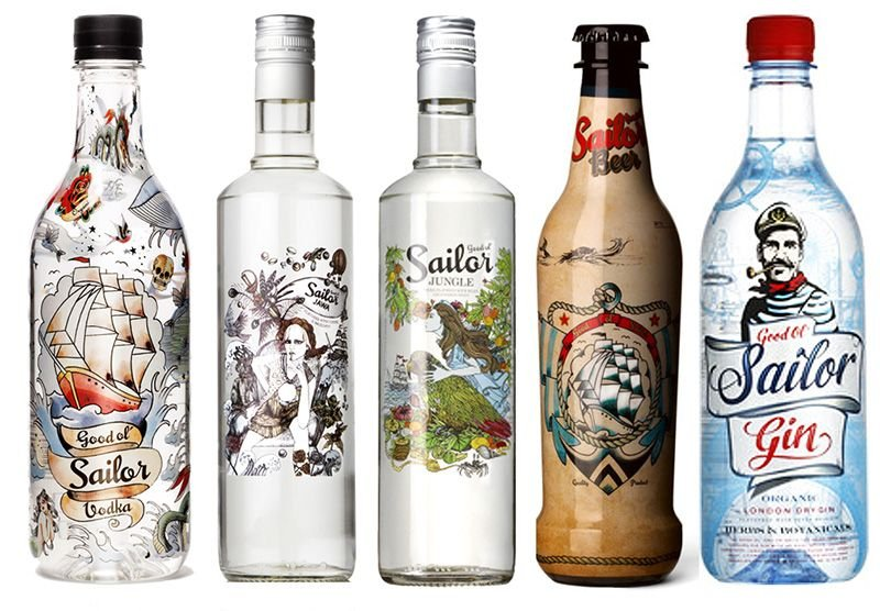 most alcoholic drinks