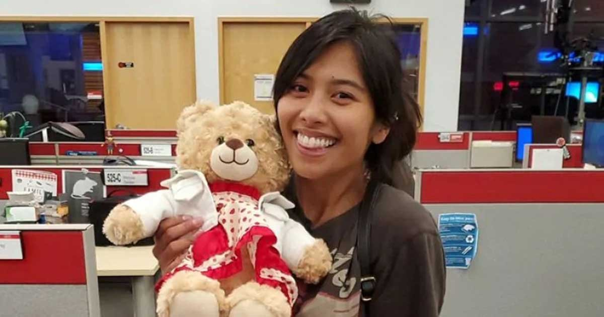 4 77.jpg?resize=1200,630 - Stolen Teddy Bear With Dying Mother's Voice Returned