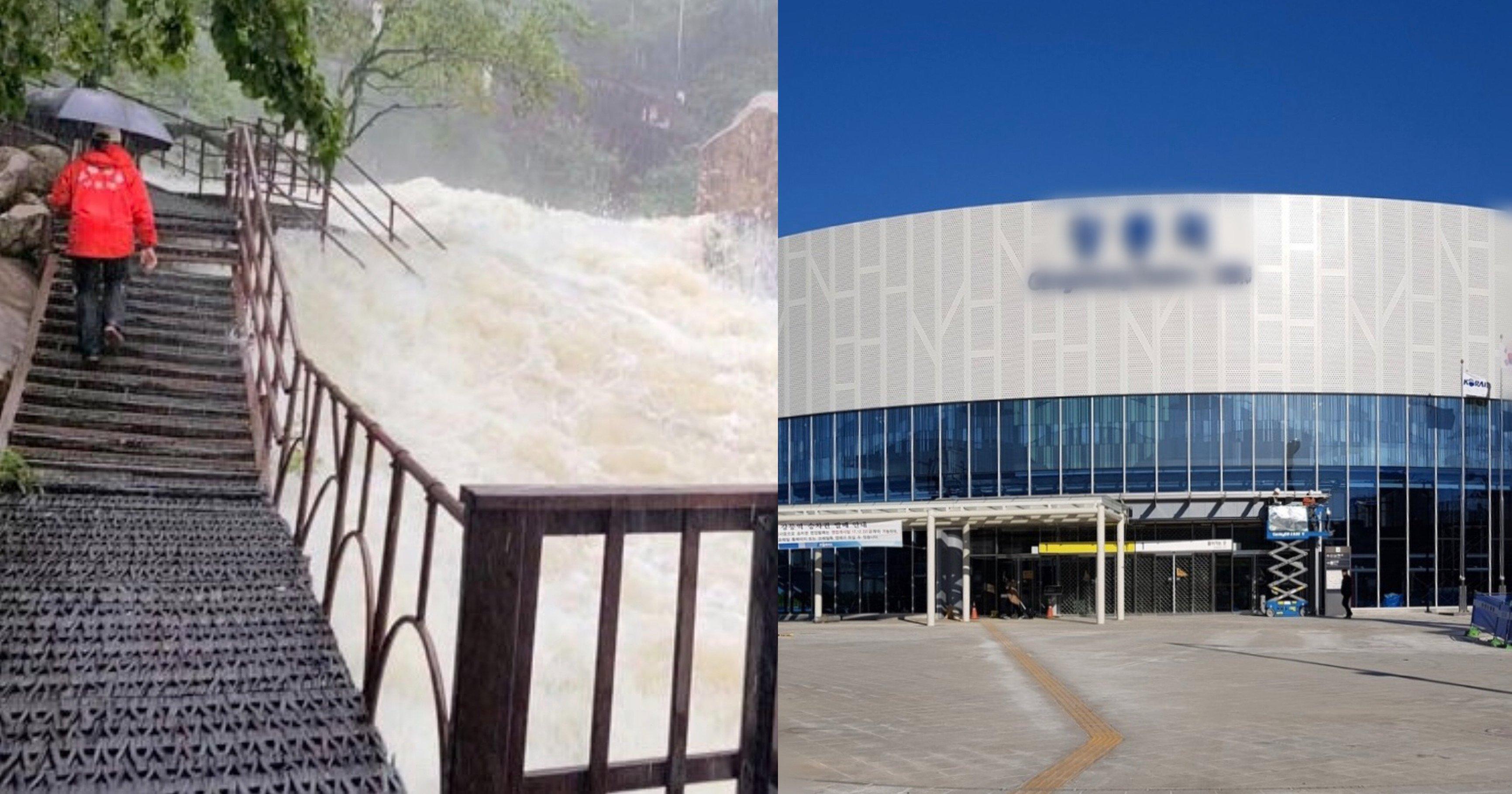 """55dffa88 549c 4ba8 9e65 fa5c2e139ebd.jpg?resize=1200,630 - """"나 여기 여행 준비중이었는데..?""""...부산 덮쳤던 역대급 폭우, 지금 '이 지역'으로 가고 있다"""