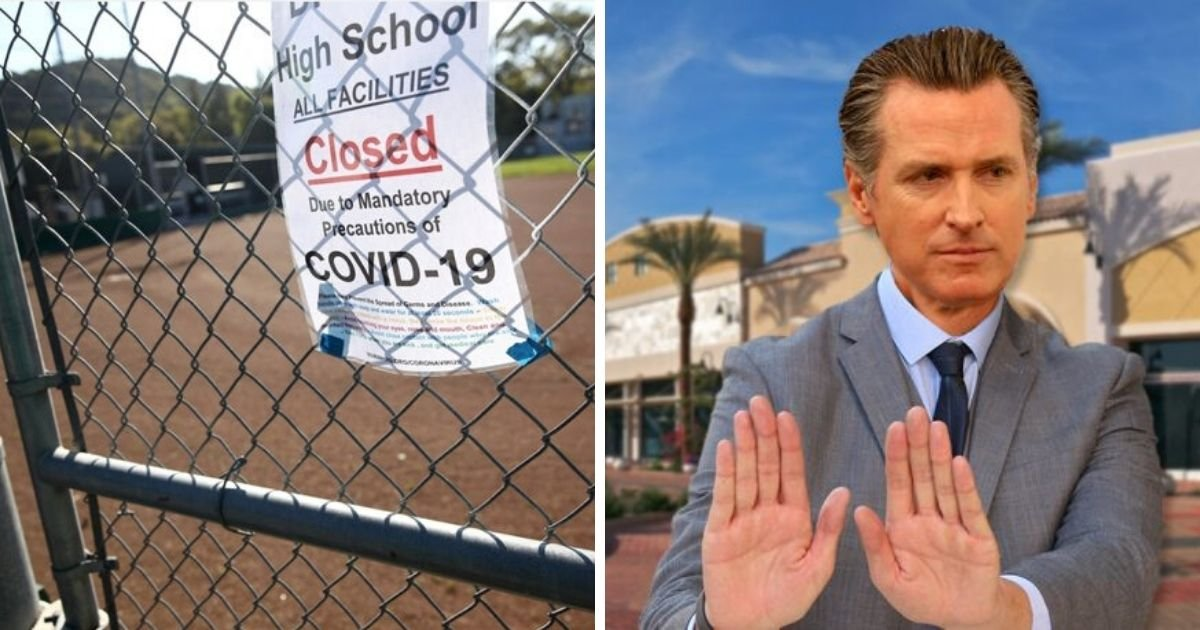 6 42.jpg?resize=1200,630 - California Governor Says Schools Cannot Reopen While COVID-19 Numbers Spike