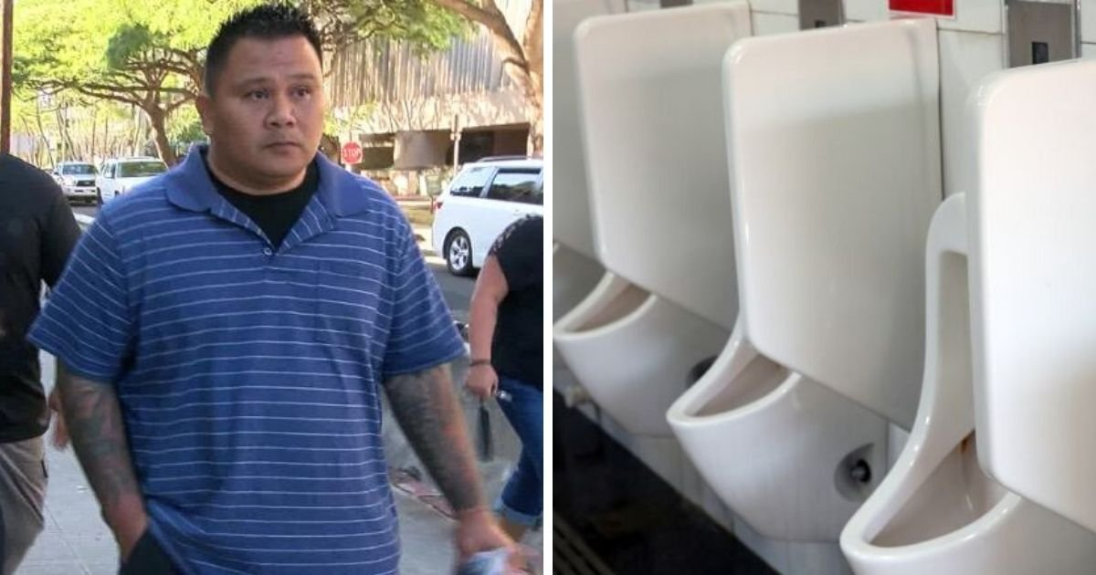6 45.jpg?resize=1200,630 - Former Police Officer In Hawaii Sentenced For Forcing a Man to Lick Urinal