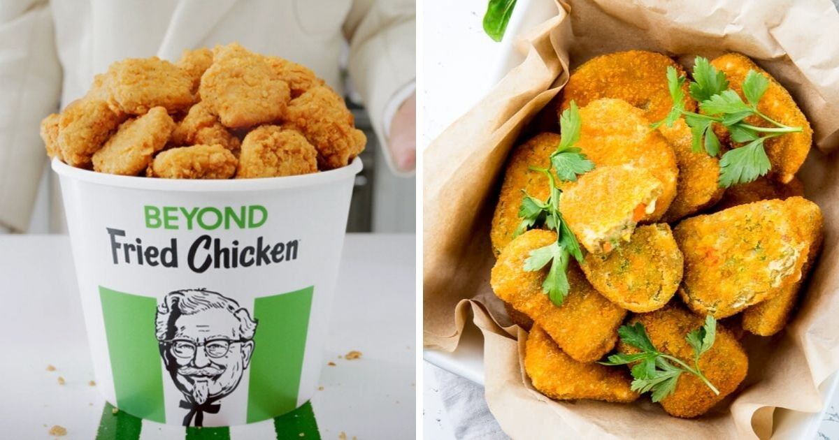 6 47.jpg?resize=1200,630 - KFC Will Sell Plant-Based Fried Chicken In Selected Cities in The US