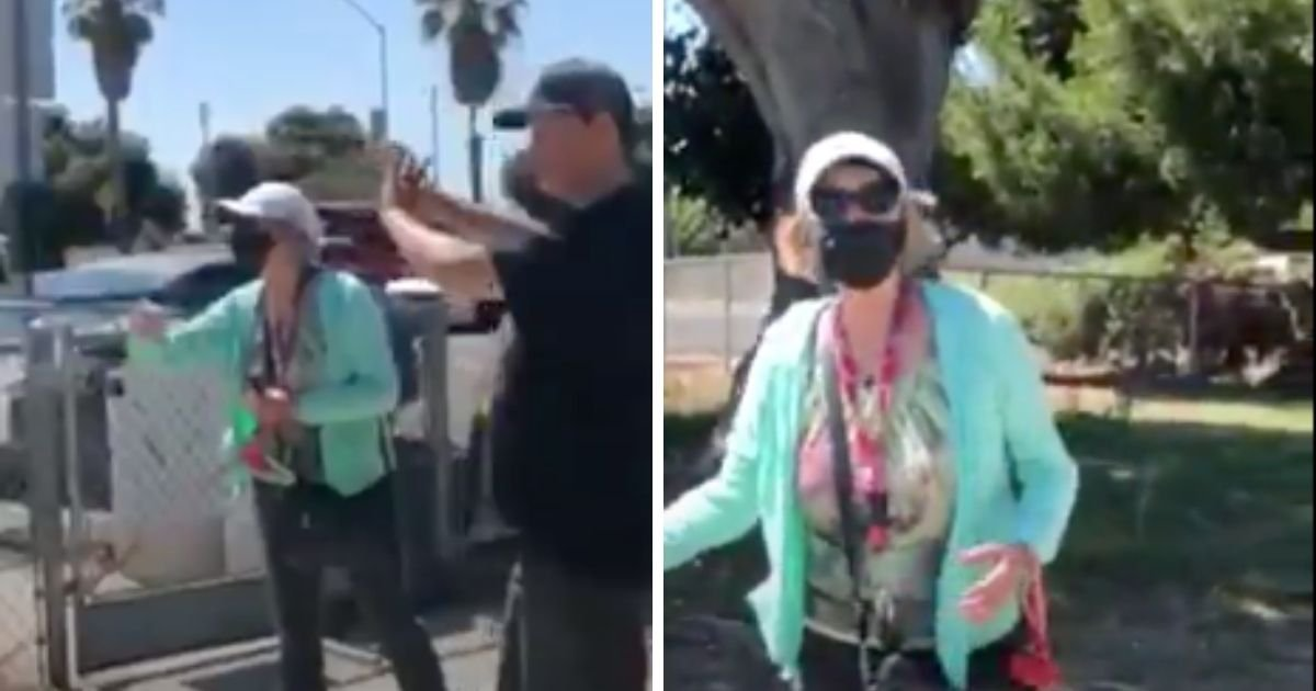 6 67.jpg?resize=1200,630 - Woman Maces Couple in a San Diego Park For Not Wearing Masks While Eating Lunch