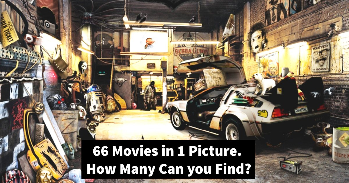 66 movies picture.jpg?resize=412,232 - Cinema Buffs Are Putting Skills To Test In This 66 Movie Picture Challenge
