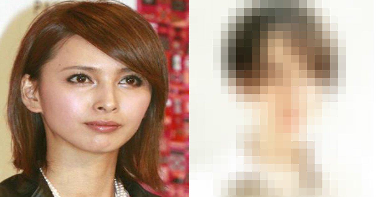 """aa 22.jpg?resize=1200,630 - 加藤夏希、35歳になった現在が衝撃的だった!""""ハンサム美女""""と話題の写真がこちら!"""