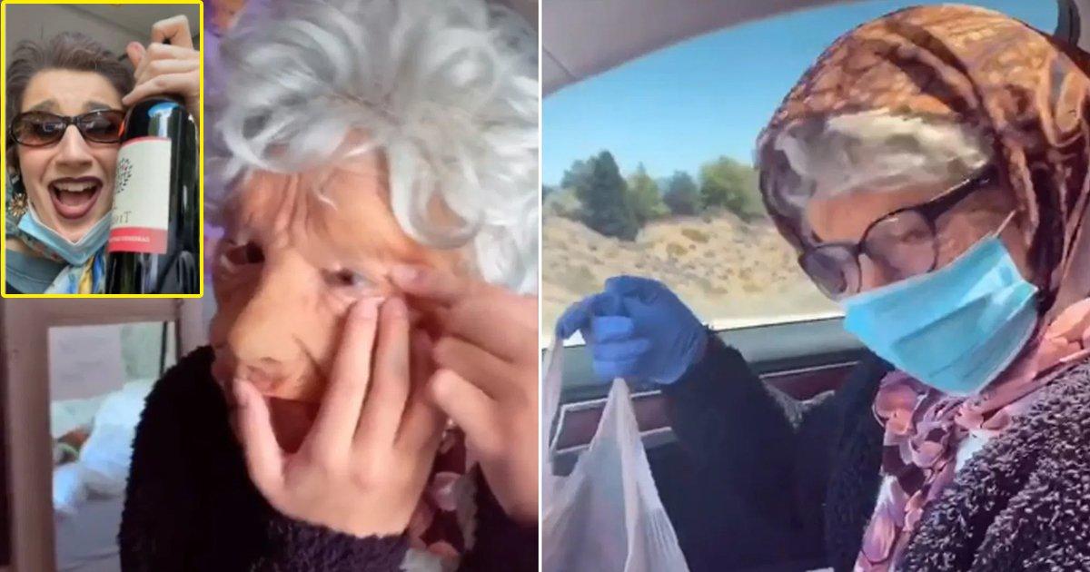 asdgagd.jpg?resize=1200,630 - TikTok Teens Are Disguising As 'Mask Wearing Grandmas' To Purchase Alcohol