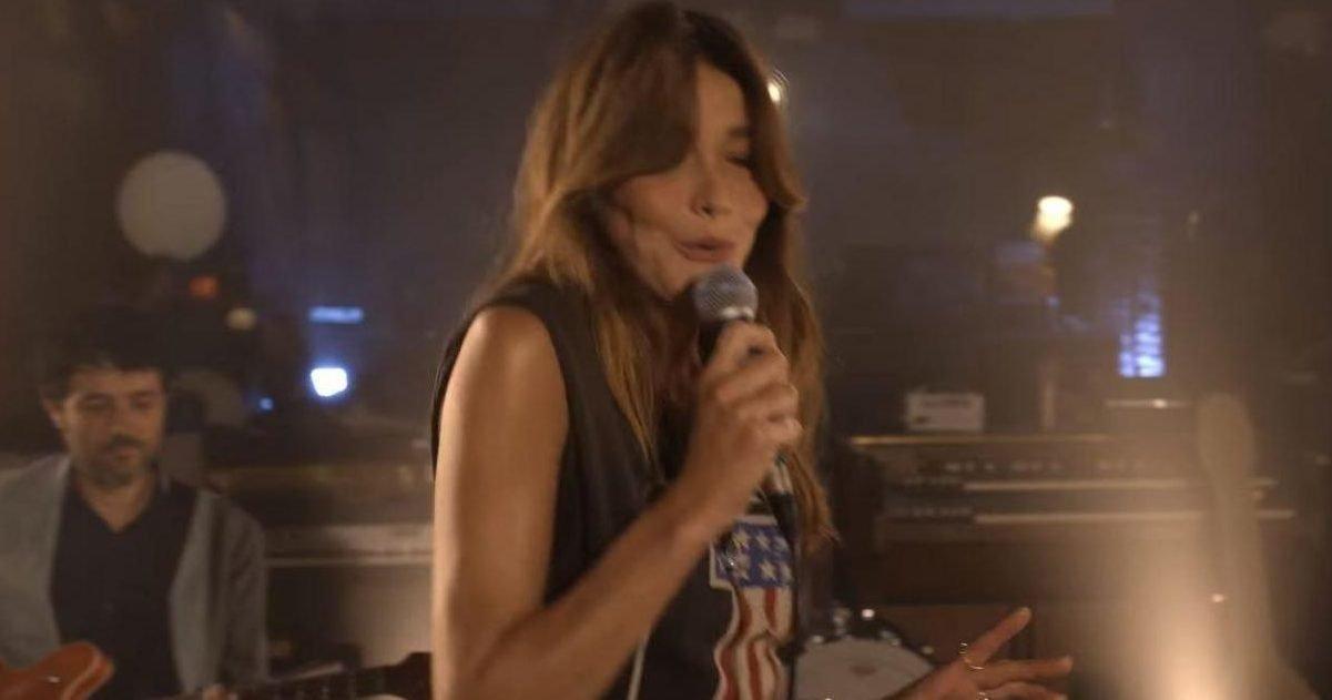 """b9723975087z 1 20200710075957 000giigae4ul 1 0 e1594419479930.jpg?resize=412,232 - Musique : Carla Bruni a dévoilé son nouveau single intitulé """"Quelque chose"""""""
