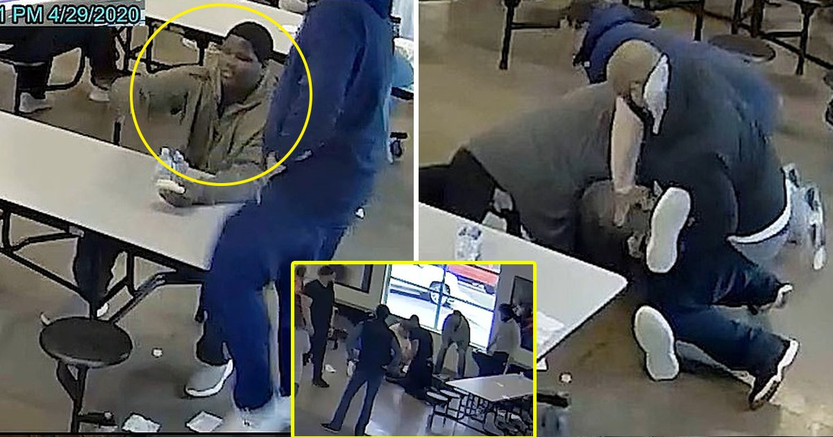 black boy.jpg?resize=1200,630 - Black Teenage Boy Dies After Being Restrained By Seven Men For Throwing A Sandwich In Michigan's Youth Center