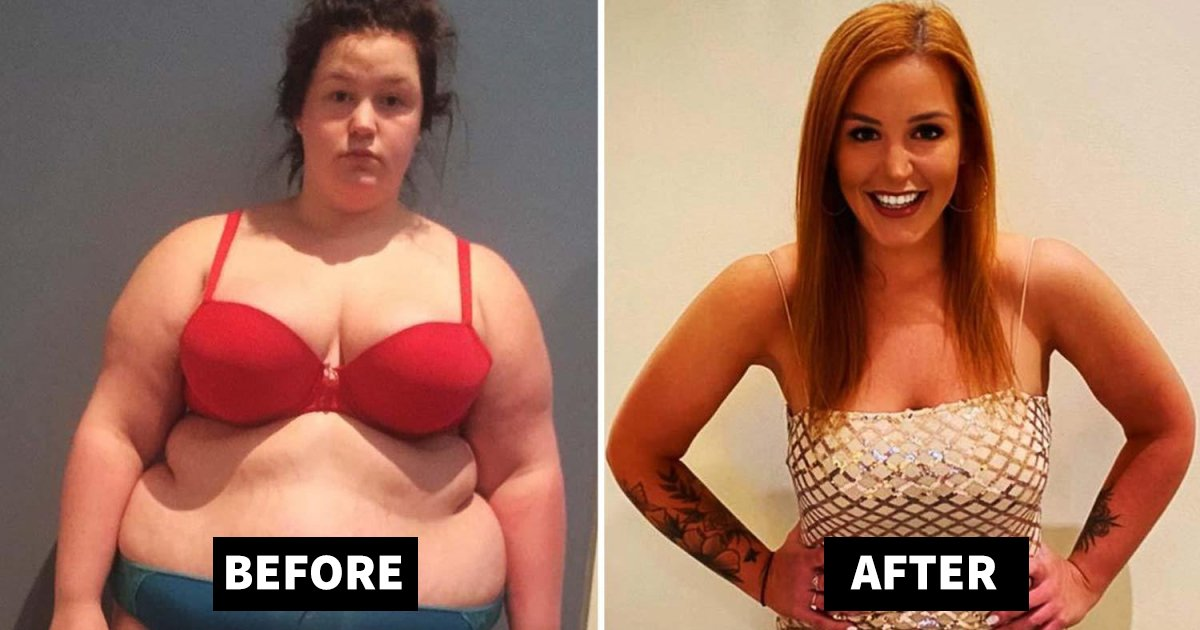 body goals 1.jpg?resize=412,232 - Body Goals | Woman Drops 12st After She Was Told 'Too Fat' To Conceive