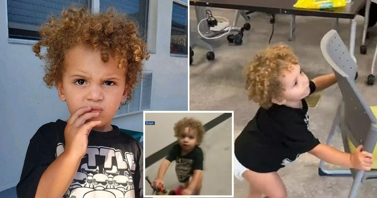 boy5.jpg?resize=1200,630 - Healthy Toddler In Soiled Diaper Was Found Wandering Around A Neighborhood