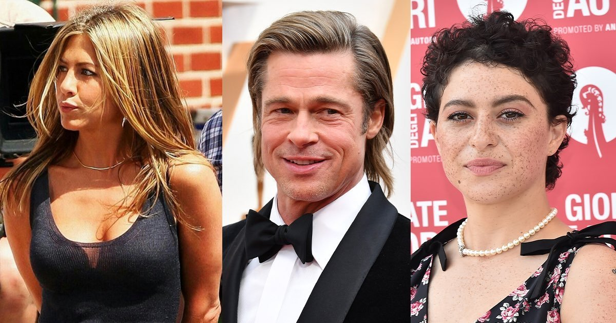 brad pit dating.jpg?resize=412,232 - Who Is Brad Pitt Dating? Star Speaks Out About Jennifer Aniston Rumors