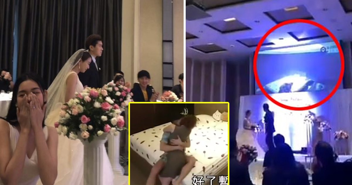 cheating scandal.jpg?resize=1200,630 - Cheating Scandal: Groom Plays Video Of Cheating Bride In Bed With Her Brother-in-law On Wedding