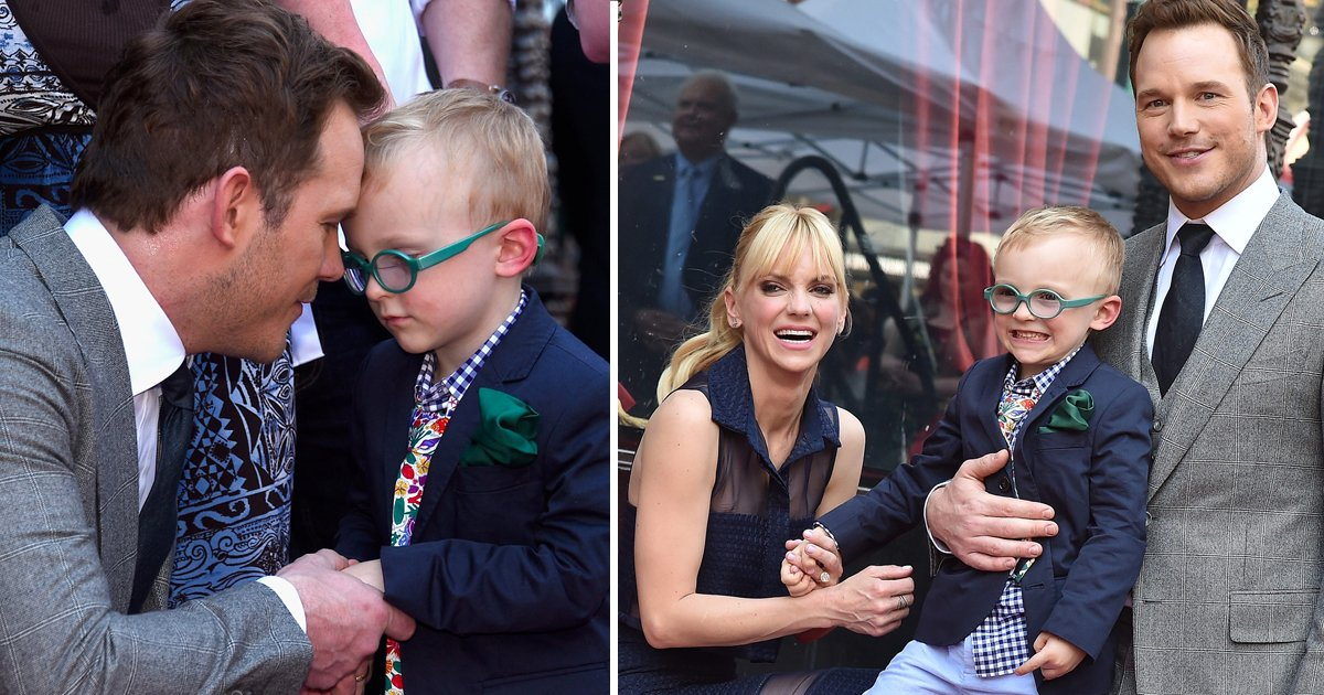 chris pratts son.jpg?resize=412,232 - Anna Faris Reveals Scary Health Details About Her And Chris Pratt's Son