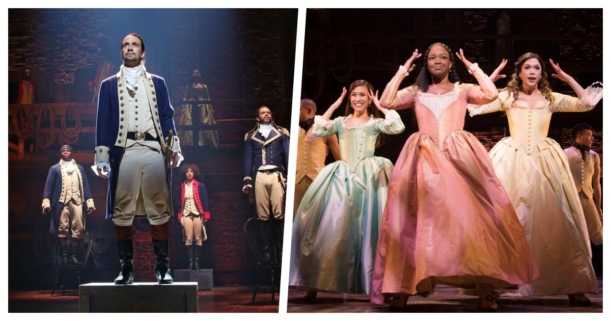 "collage 20.jpg?resize=412,232 - Next On the Target of Cancel-Culture: Lin-Manuel Miranda's Tony-Winning Musical ""Hamilton"""