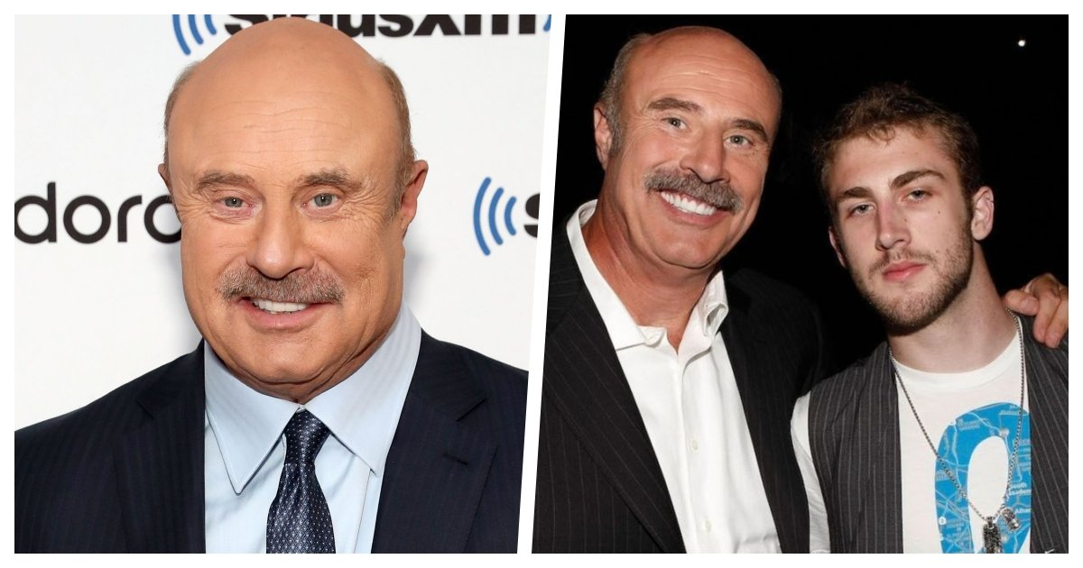 collage 25.jpg?resize=1200,630 - As His Son Purchased A $10 Million Mansion, Dr. Phil Received $7 Million As Government Loan