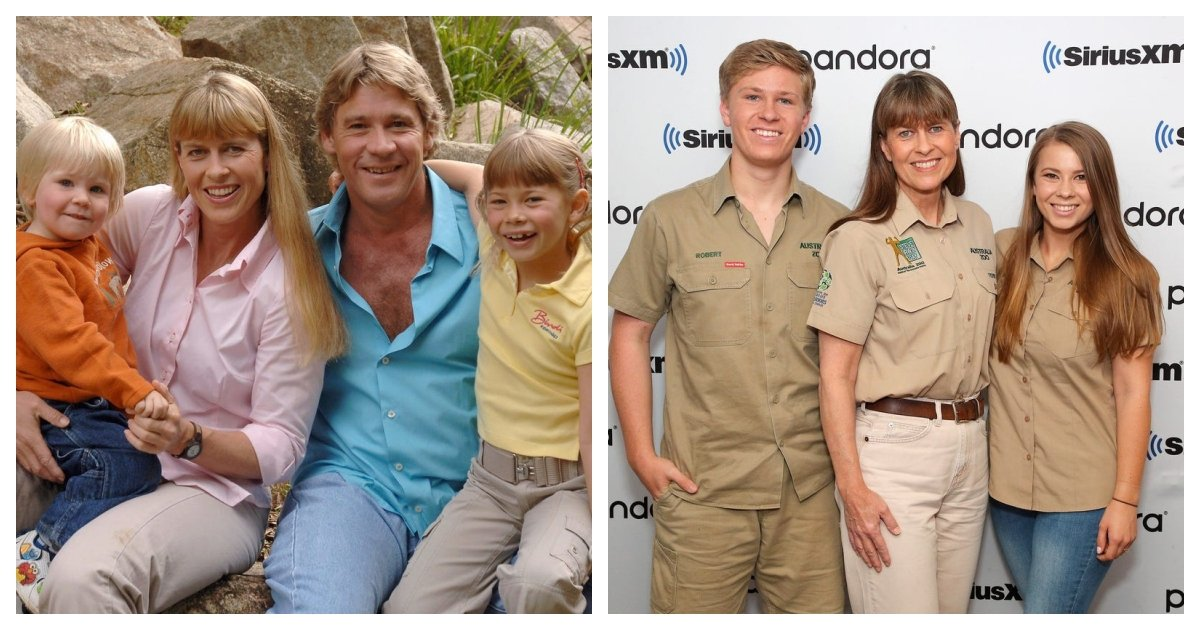 """collage 30.jpg?resize=412,275 - Lockdown Life Of The Irwin Family To Be Shown In A Special Episode of """"Crikey! It's The Irwins"""""""