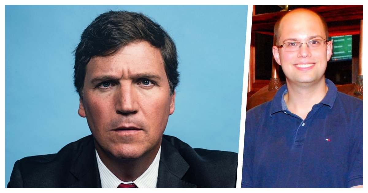 collage 31.jpg?resize=412,232 - Tucker Carlson's Chief Writer Resigns For Posting Bigoted Comments in An Online Forum