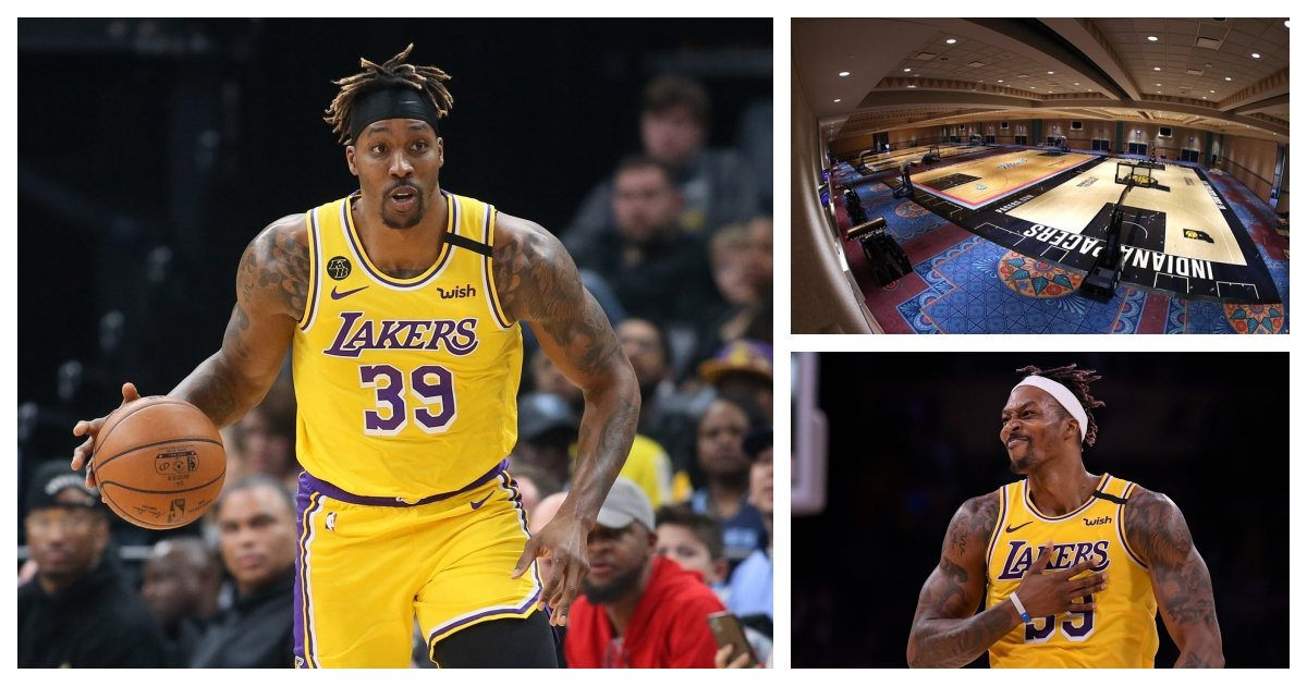 collage 52.jpg?resize=412,232 - LA Laker's Dwight Howard Refuses To Wear A Mask Against The NBA's Protocols
