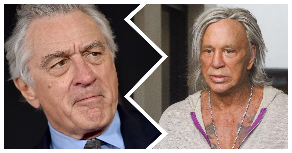 collage 55.jpg?resize=412,232 - Mickey Rourke Vows To Embarrass Robert De Niro When They Next Cross Paths