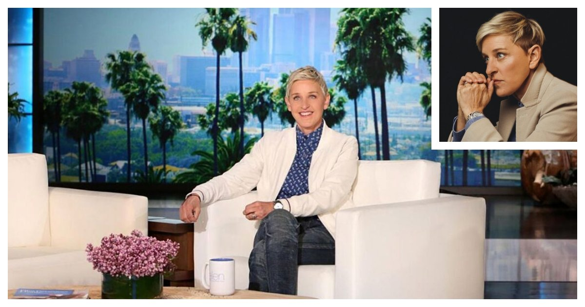 """collage 6.jpg?resize=1200,630 - Producers of The """"Ellen DeGeneres Show"""" Addresses Online Rumors About Cancellation"""
