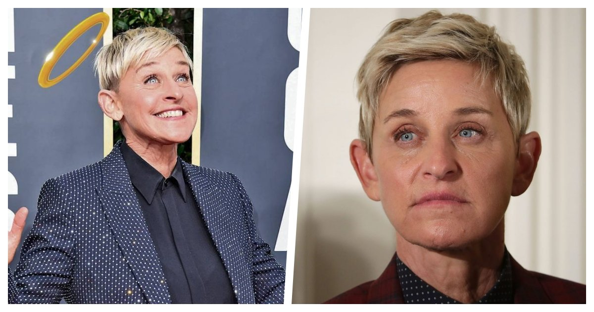 "collage 77.jpg?resize=1200,630 - Australian TV Producer Says Ellen DeGeneres And Her Crew Made ""Bizarre Demands"""