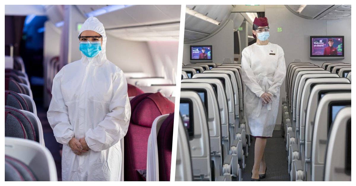 collage 9.jpg?resize=300,169 - Qatar Airways Mandates All Economy Passengers to Wear Both A Mask and A Face Shield
