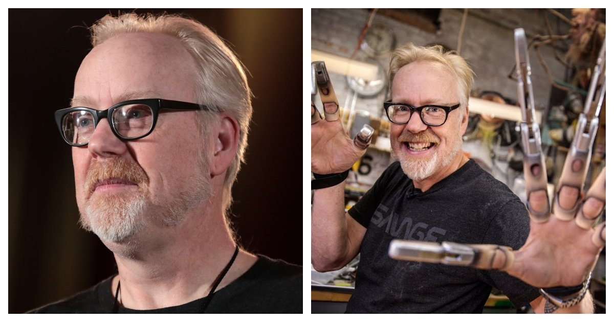 collage.jpg?resize=412,232 - Adam Savage's Sister Alleges That Former MythBusters Host Sexually Assaulted Her As A Child