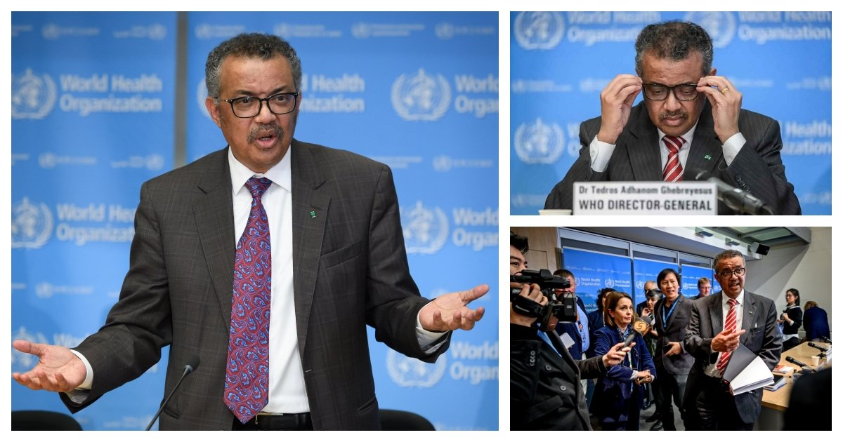 collage2.jpg?resize=412,275 - WHO Chief Argues That The Greatest Danger Is Not The Virus But the Lack of Leadership