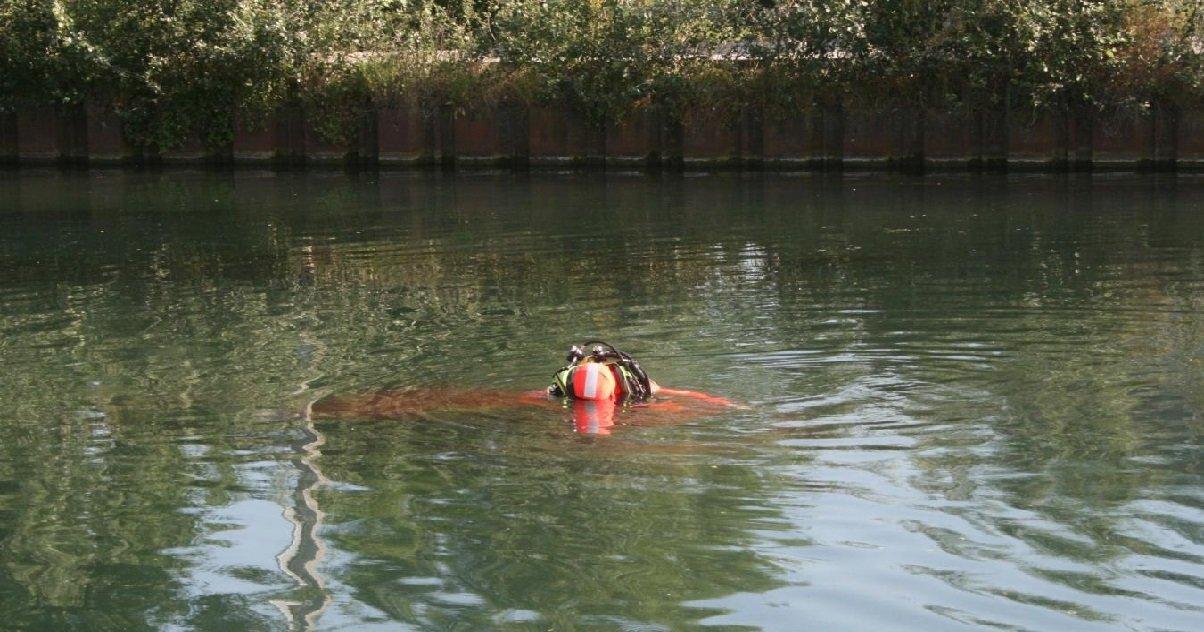 corps.jpg?resize=1200,630 - Ain: un corps a été retrouvé dans le Rhône avec des plaies par balles et les pieds attachés