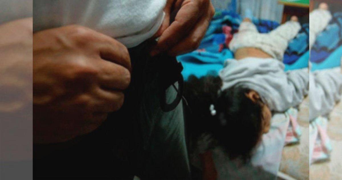 """diseno sin titulo 6.png?resize=412,232 - Hombre Es Detenido Por Violar A Su Hija, Había Salido De Prisión Por """"Buena Conducta"""" Y Abusó De Una Menor"""